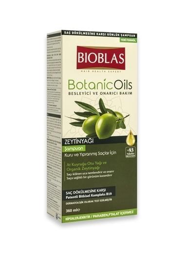 Bioblas Bıoblas Şampuan Organicare Kuru Yıpranmış 360 Ml Renksiz